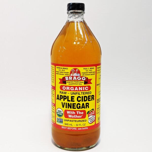 The Wholeness Co - Bragg Organic Apple Cider Vinegar