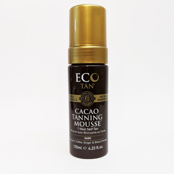 The Wholeness Co - Eco Tan Cacao Tanning Mousse