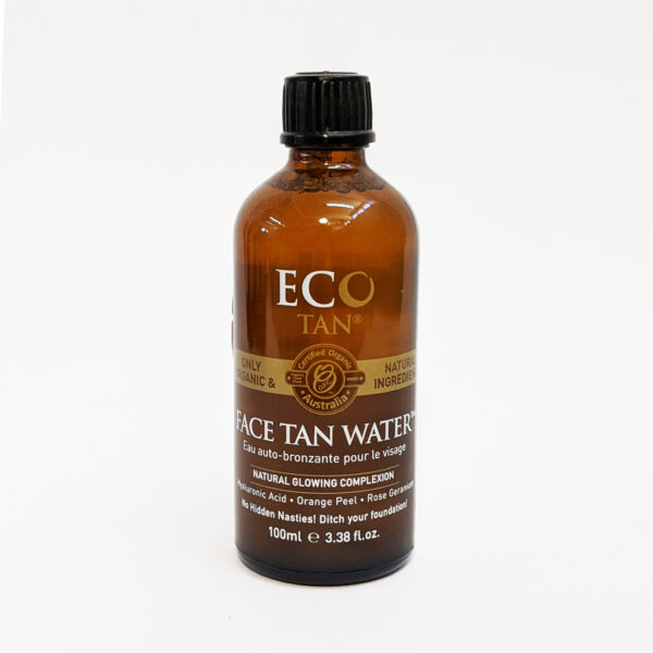 The Wholeness Co - Eco Tan Face Tan Water