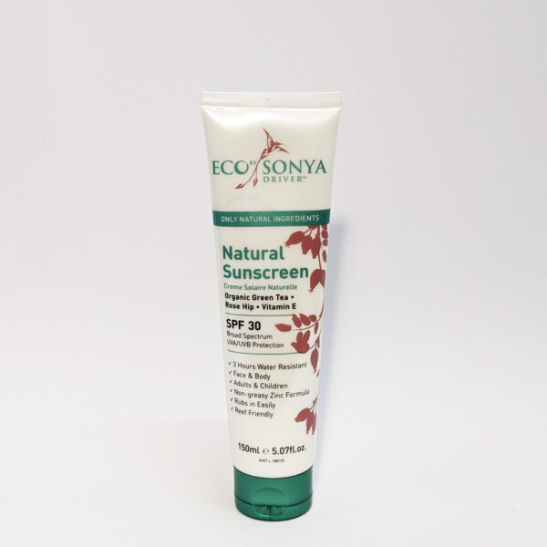 The Wholeness Co - Eco by Sonya Driver - Natural Sunscreen