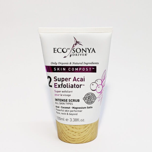 The Wholeness Co - Eco by Sonya Driver - Super Acai Exfoliator