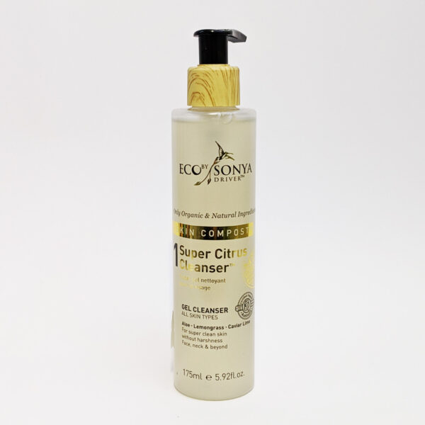 The Wholeness Co - Eco by Sonya Driver - Super Citrus Cleanser