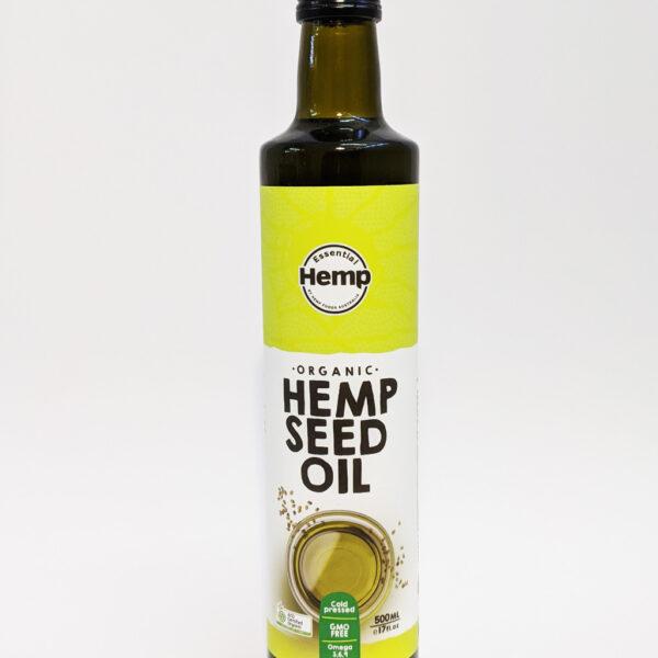 The Wholeness Co - Organic Hemp Seed Oil