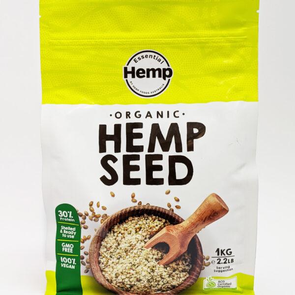The Wholeness Co - Hemp Seeds