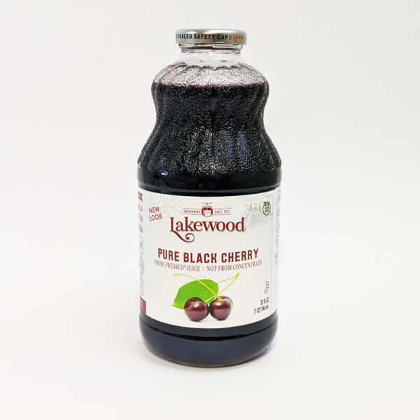 The Wholeness Co - Lakewood Pure Black Cherry Juice