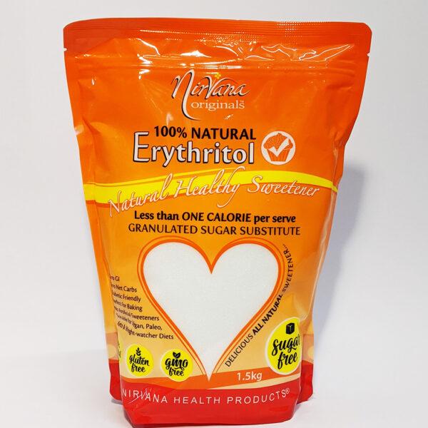 The Wholeness Co - Nirvana Organics - 100% Natural Erythritol