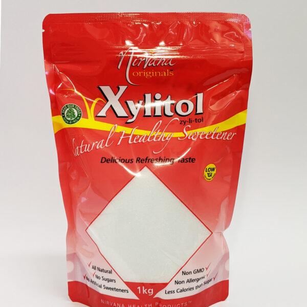 The Wholeness Co - Nirvana Organics - Xylitol