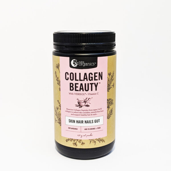 The Wholeness Co - Nutra Organics - Collagen Beauty