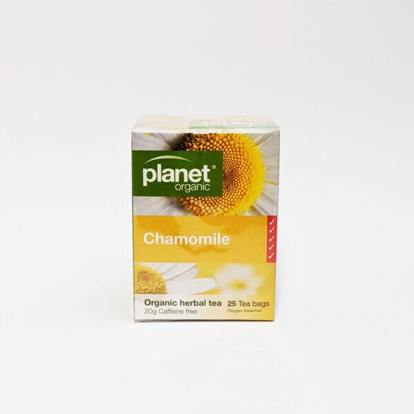 The Wholeness Co - Planet Organic - Chamomile Tea