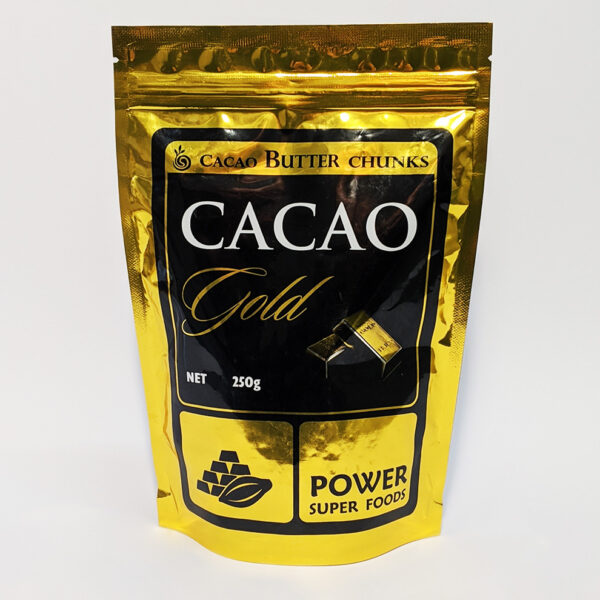 The Wholeness Co - Cacao Gold butter chunks