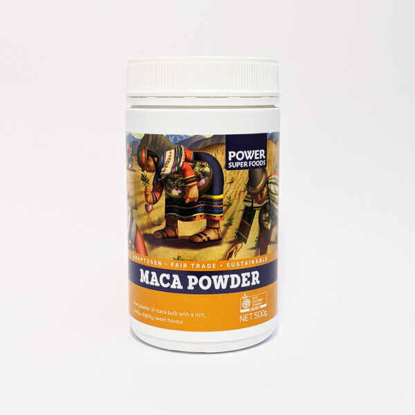 The Wholeness Co - Power Super Foods - Maca Powder