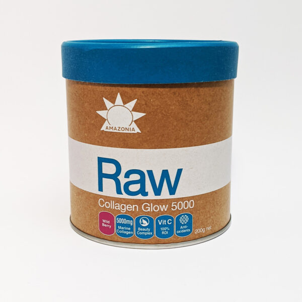 The Wholeness Co - Raw Collagen Glow 5000
