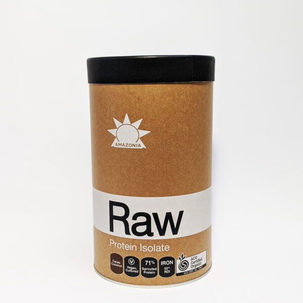 The Wholeness Co - Raw Protein Isolate