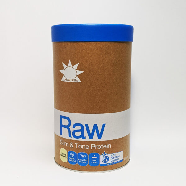 The Wholeness Co - Raw Slim & Tone Protein