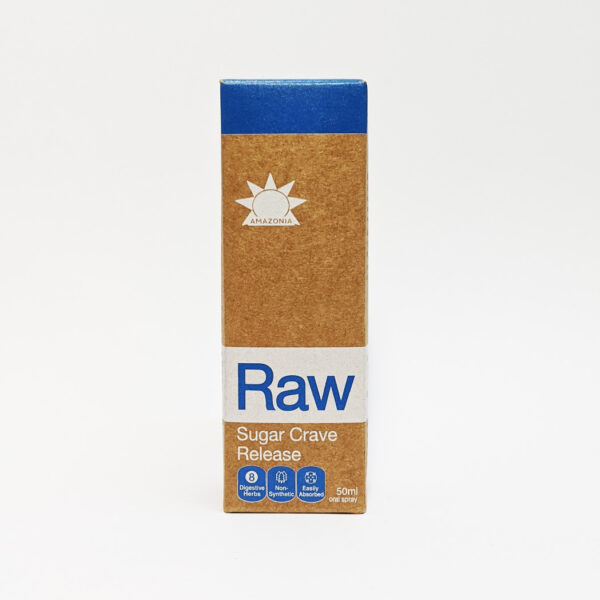 The Wholeness Co - Raw Sugar Crave Release