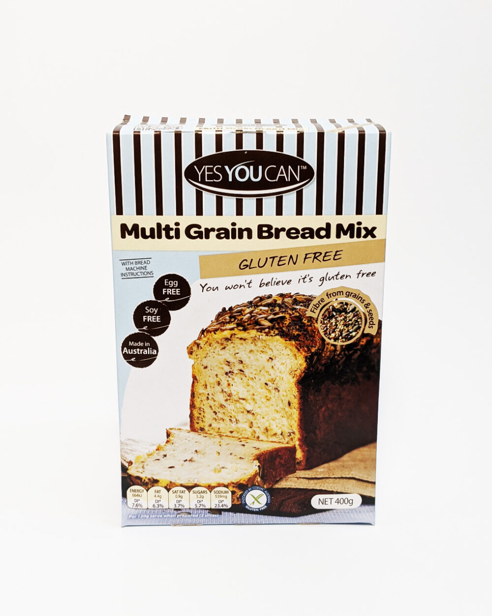 The Wholeness Co - Yes You Can Multigrain bread mix